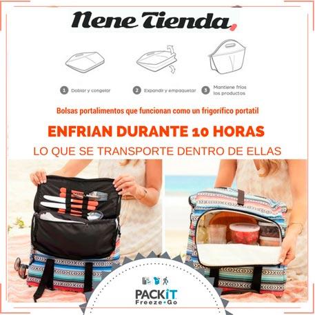 Bolsas Congelables Packit - Nene tienda tienda online de Puericultura