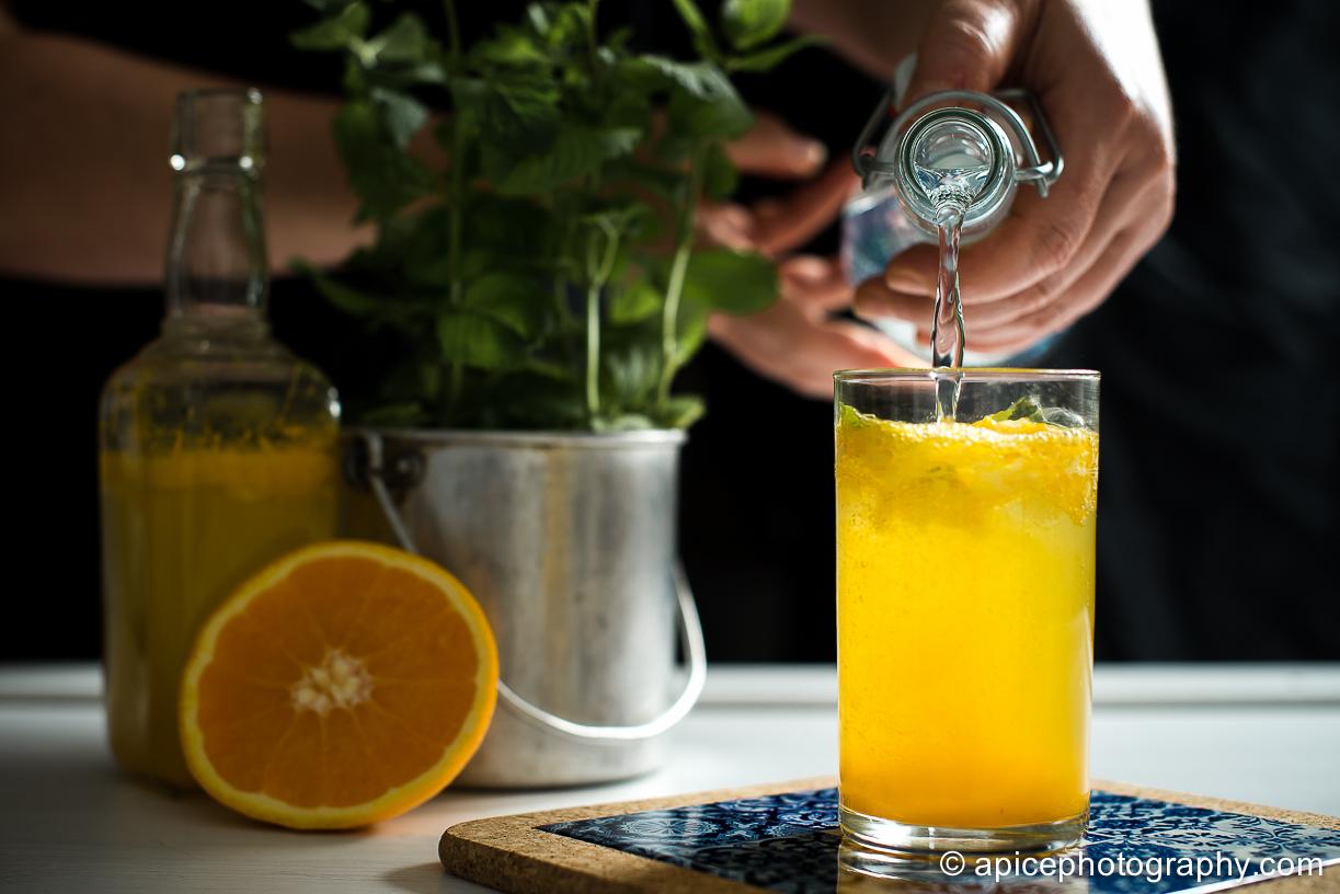 Naranjada, la bebida refrescante del verano