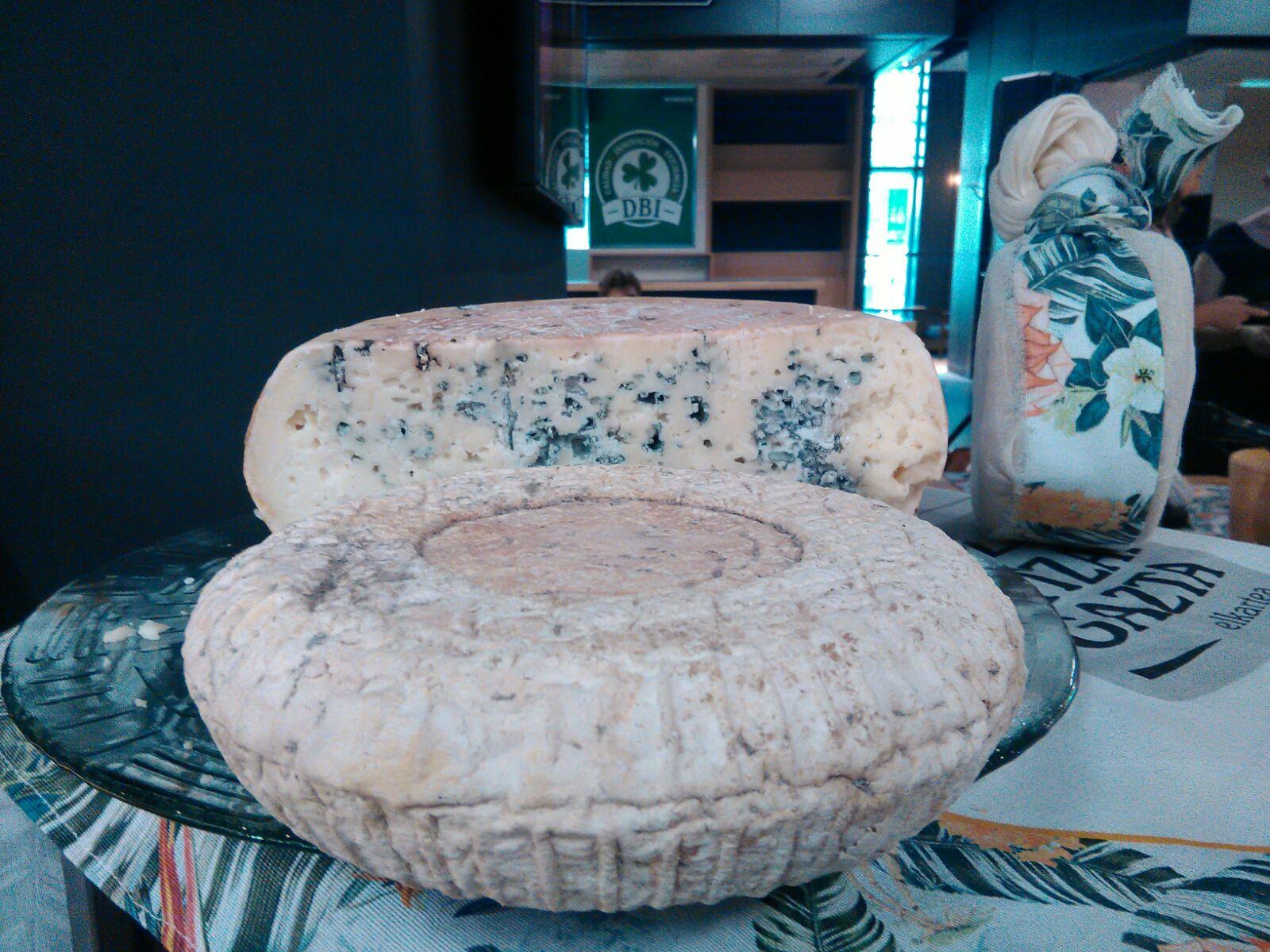 Cata de quesos Idiazabal 4