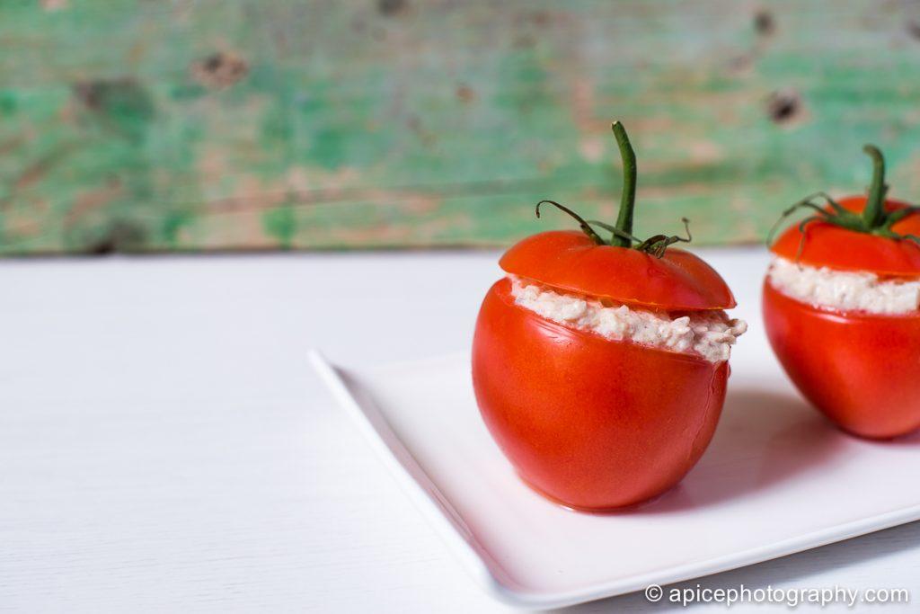 Tomates rellenos de atún claro 3