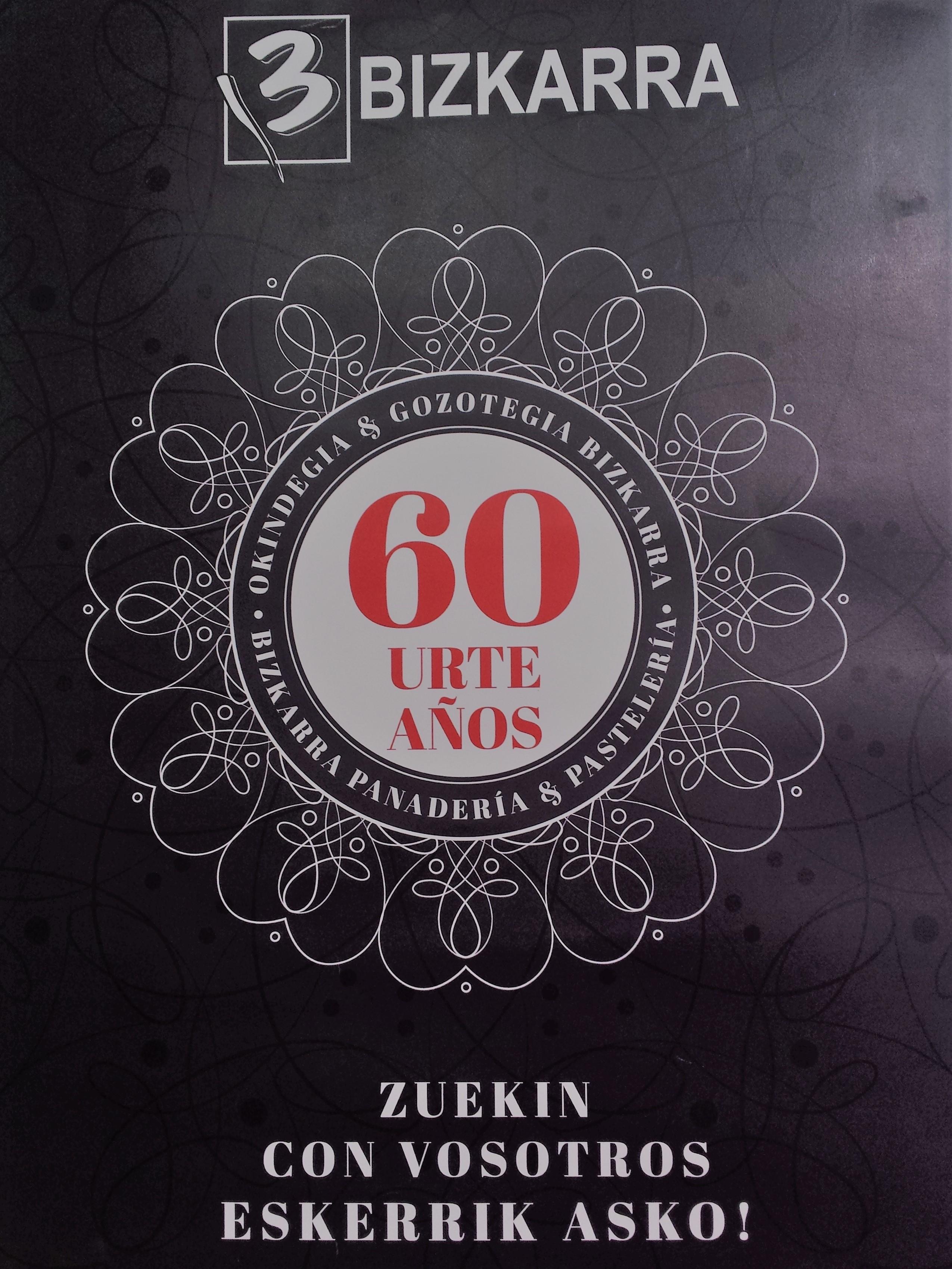 60 aniversario de Bizkarra 4