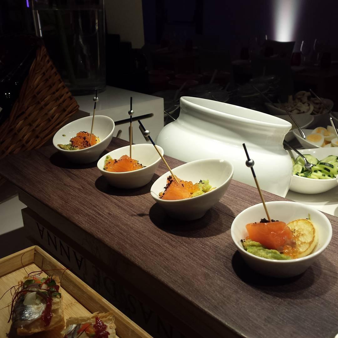 Le bol blanc restaurante 1