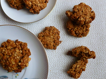 Galletas de avena, saludables y deliciosas 6