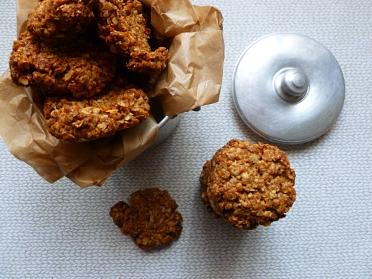 Galletas de avena, saludables y deliciosas 1