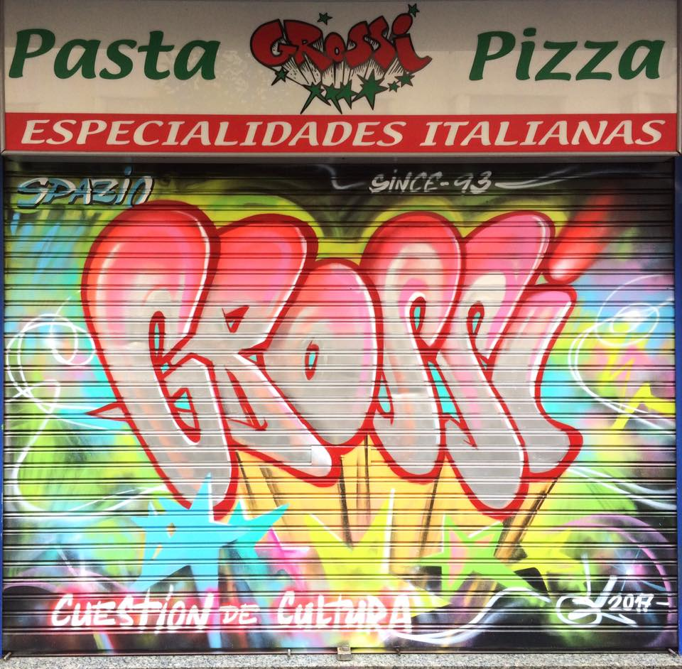 Pasta y pizza Grossi 1