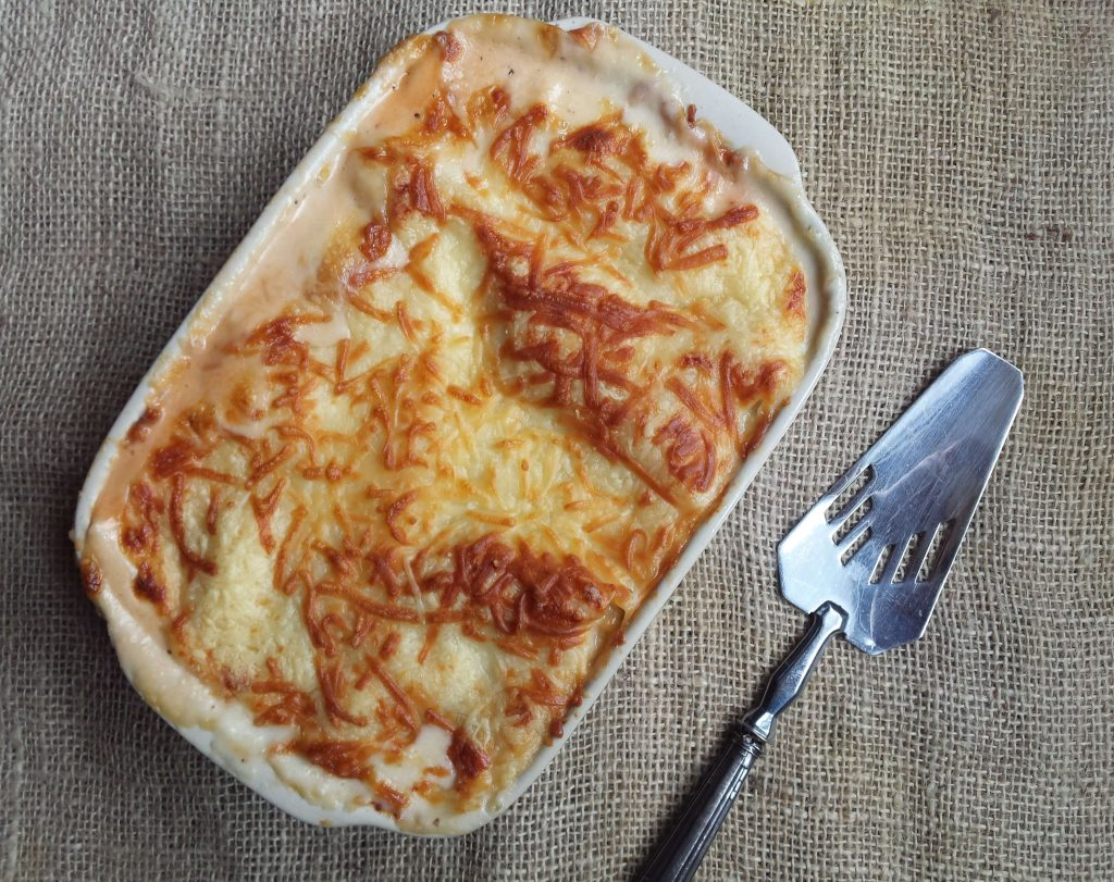 Lasaña de carne o pasta a la boloñesa 3