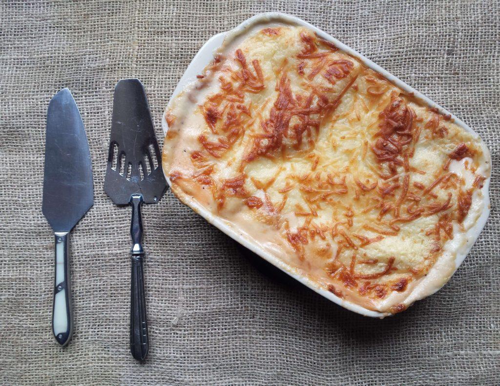 Lasaña de carne o pasta a la boloñesa 7