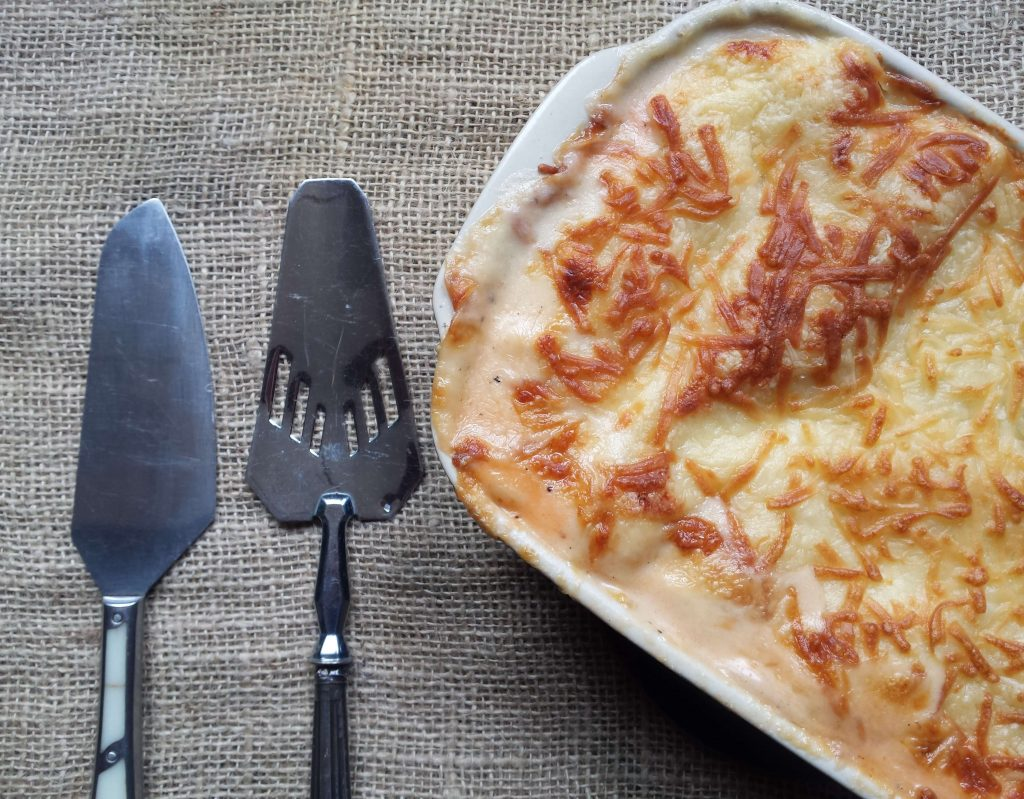 Lasaña de carne o pasta a la boloñesa 5