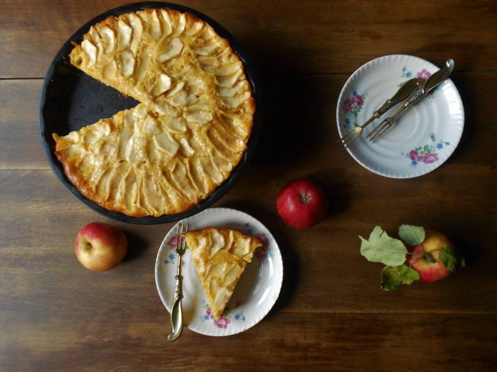 Bizcocho de manzana y zanahoria 3