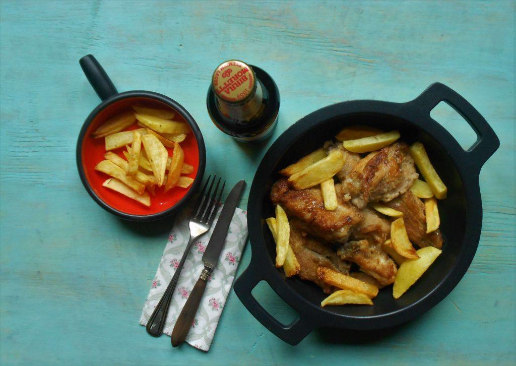 Pollo a la cerveza, receta fácil y rica 4
