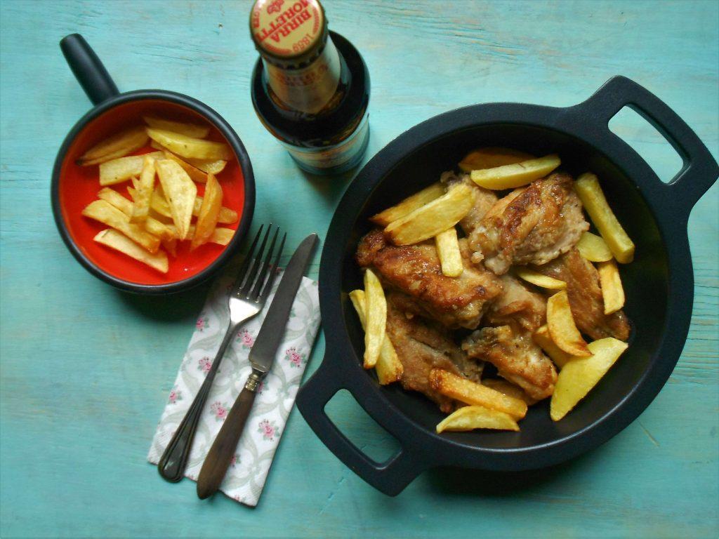 Pollo a la cerveza, receta fácil y rica 6