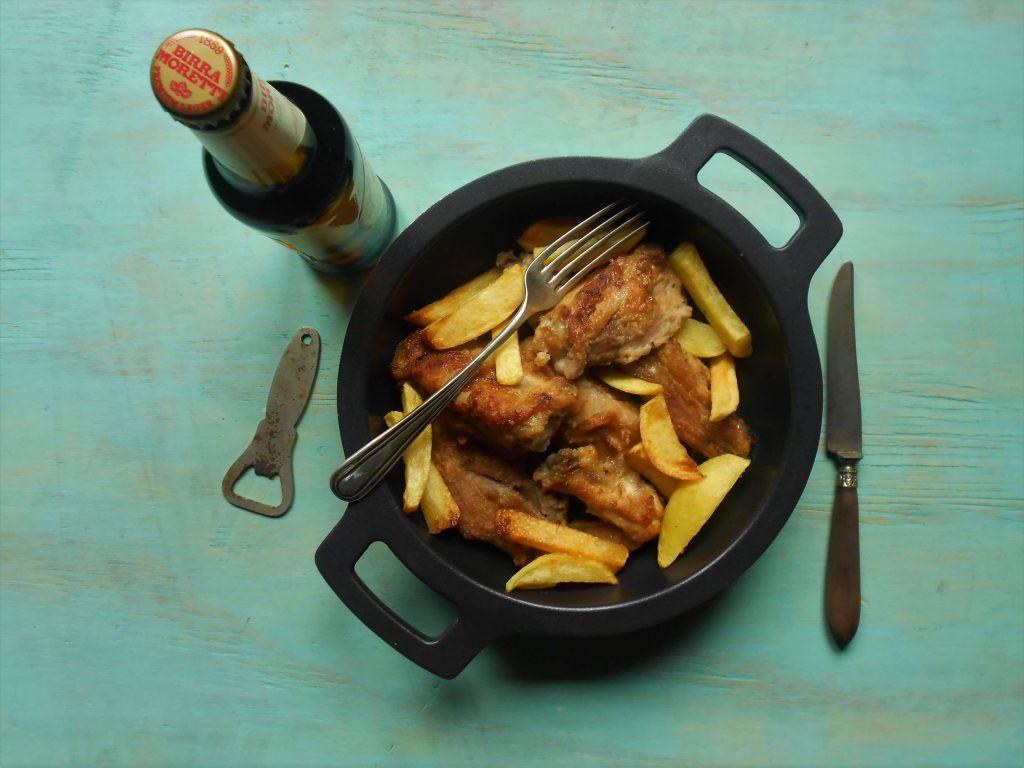 Pollo a la cerveza, receta fácil y rica 5