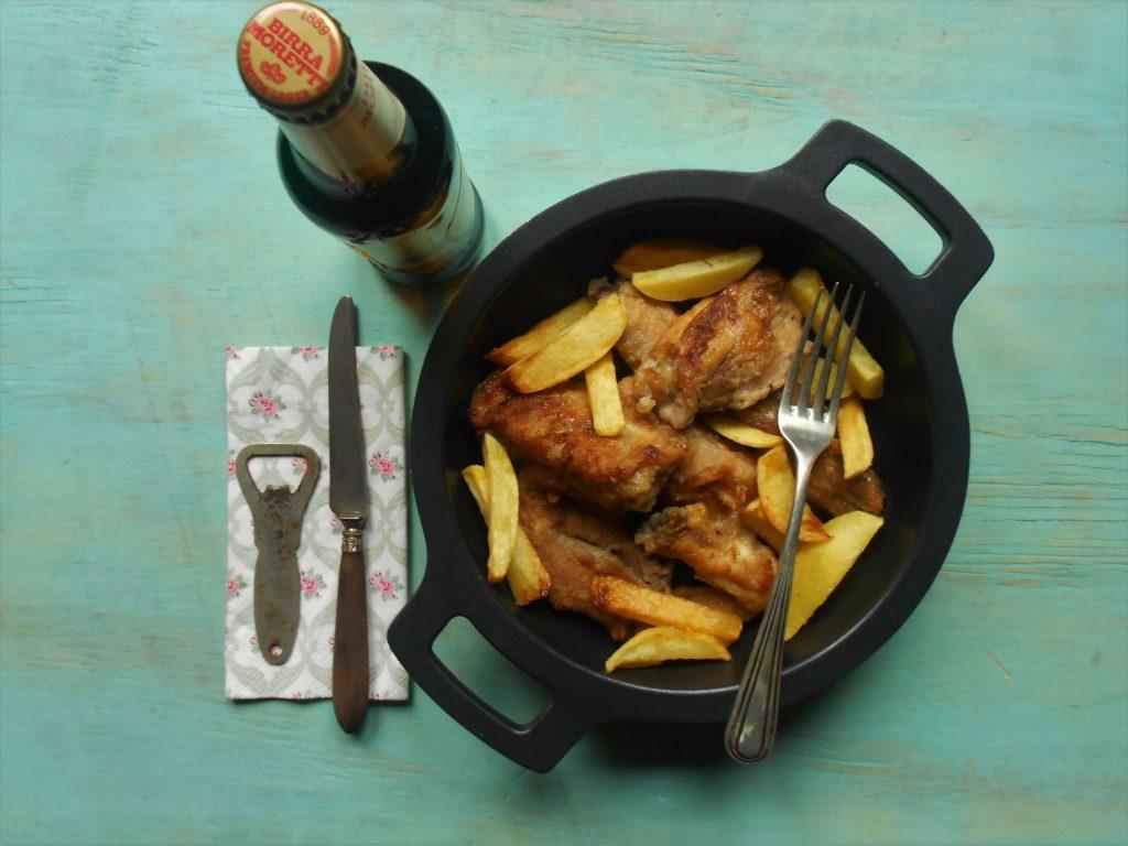 Pollo a la cerveza, receta fácil y rica 3
