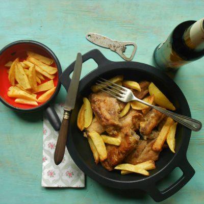 Pollo a la cerveza, receta fácil y rica 2