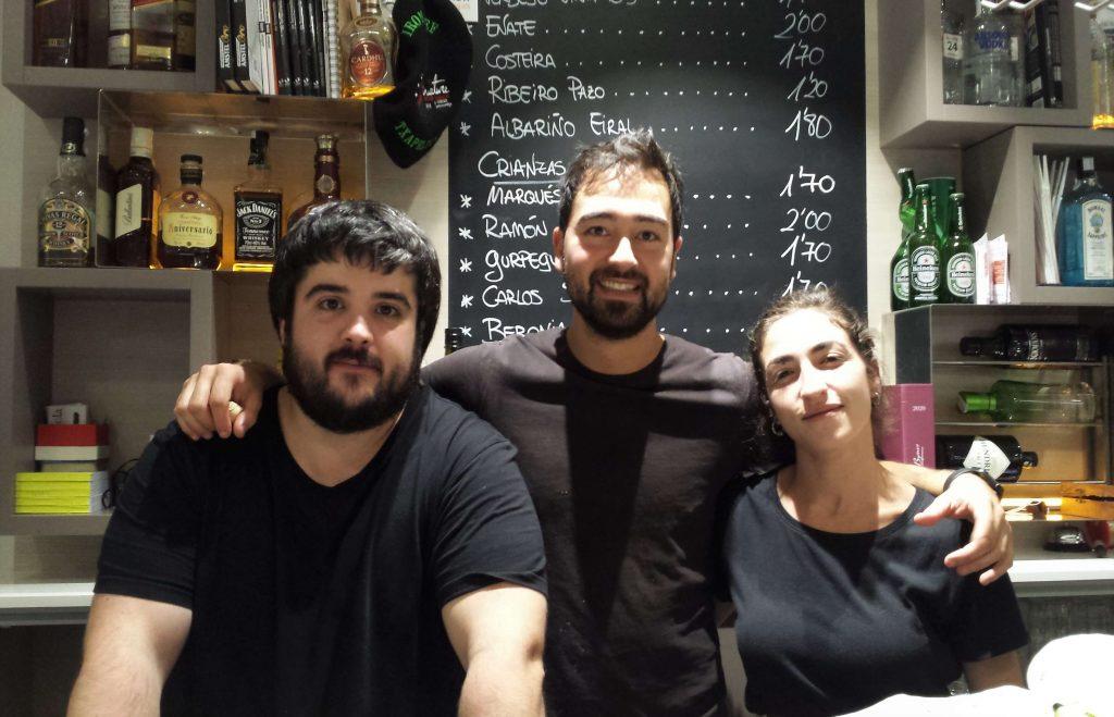 Foto de equipo de Restaurante Mendiola